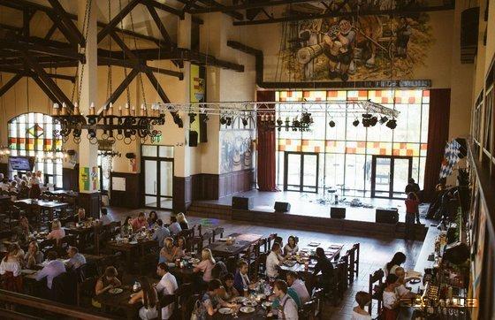 Ресторан Biergarten - фотография 8