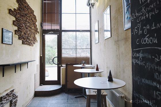 Ресторан Чак Норрис - фотография 12