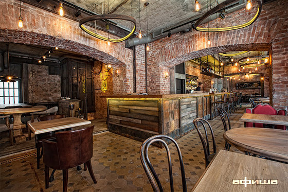 Ресторан 19 Bar & Atmosphere - фотография 11