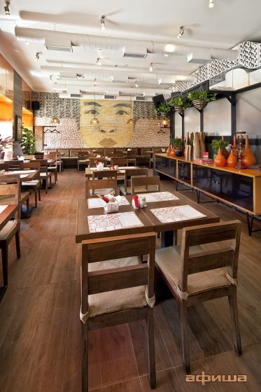 Ресторан Мама Тао - фотография 7