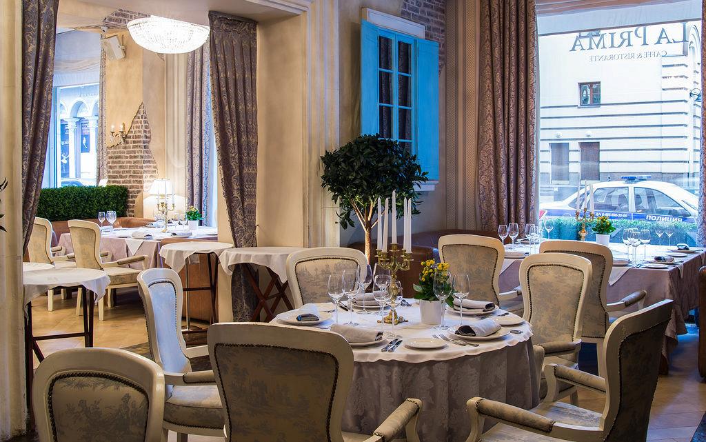 Ресторан La prima - фотография 11