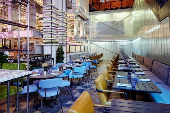 Ресторан Кукумбер - фотография 8