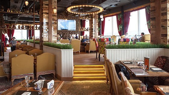 Ресторан Eshak - фотография 5