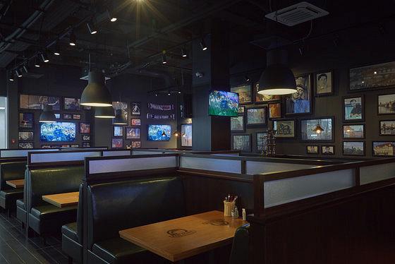 Ресторан Fan Zone - фотография 13