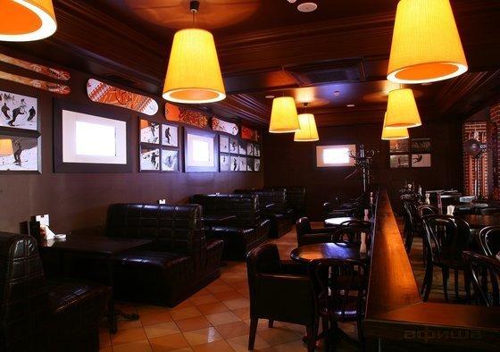 Ресторан Питькофе: Экстрим - фотография 6