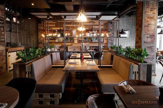 Ресторан Лакки Лучано  - фотография 10