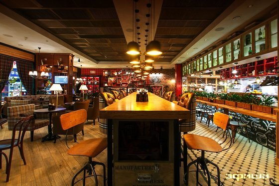 Ресторан Кембридж - фотография 8