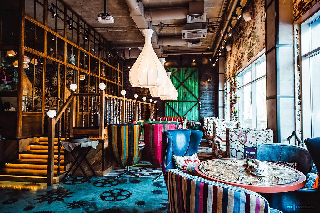 Ресторан Чайхона №1 - фотография 19