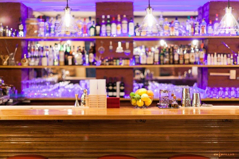 Ресторан Gin Tonic Bar - фотография 23
