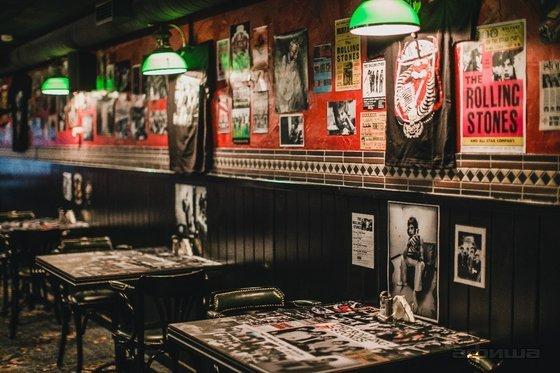 Ресторан Rockstar Bar - фотография 5