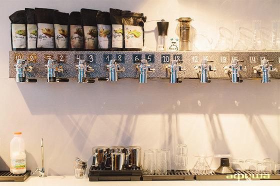 Ресторан Garden: Beer and Coffee - фотография 2