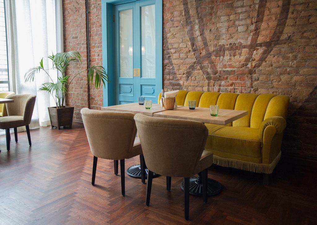 Ресторан Social Club - фотография 10