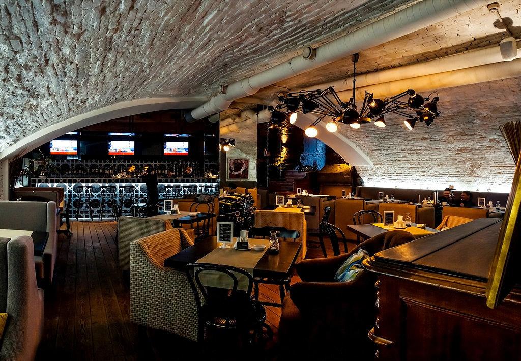 Ресторан Публика - фотография 2