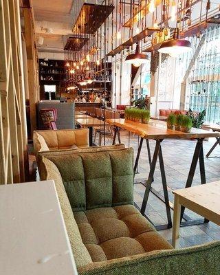 Ресторан Noisy Bar & Kitchen - фотография 7