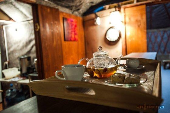 Ресторан Чайная юрта - фотография 8