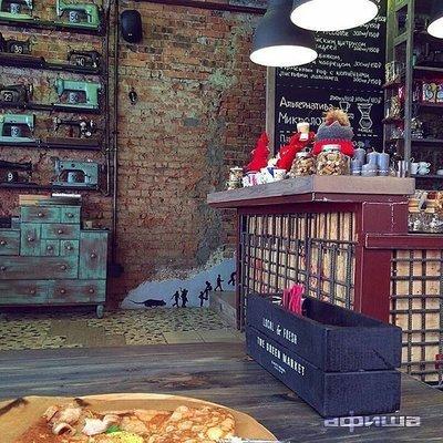 Ресторан Креп де кофе - фотография 1