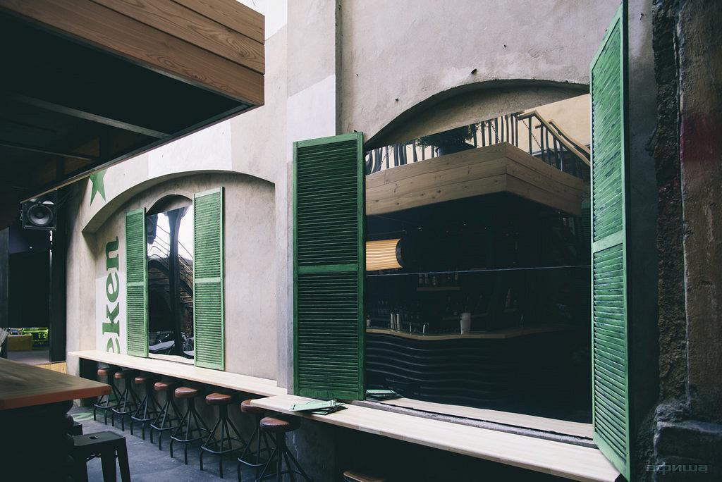 Ресторан Heineken Bar - фотография 15