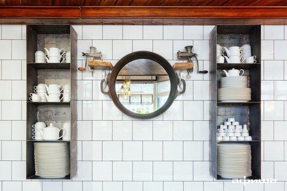 Ресторан Фабрика-кухня - фотография 1