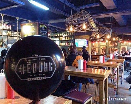 Ресторан Ё Burg - фотография 3
