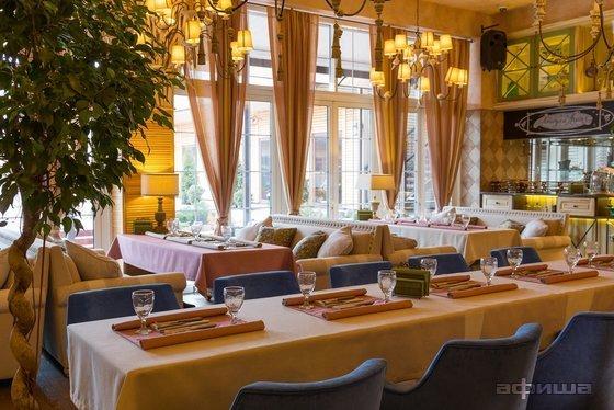 Ресторан Птицы и пчелы - фотография 22