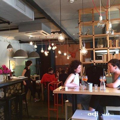 Ресторан Квартира 63 - фотография 2