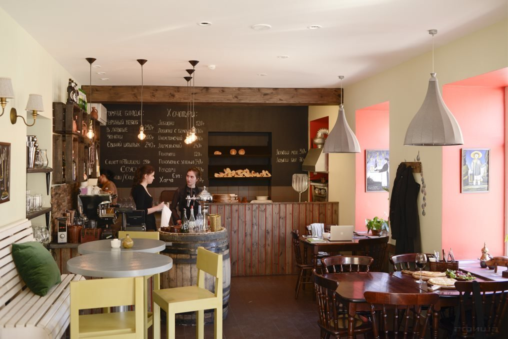 Ресторан Хачапури и вино - фотография 7