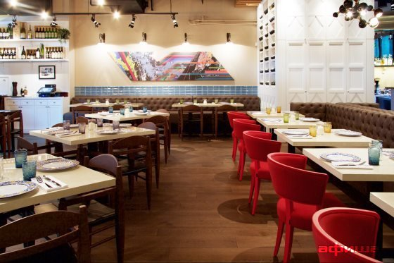 Ресторан Trattoria siciliana - фотография 17