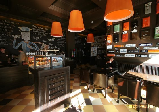 Ресторан Питькофе: Почта - фотография 3