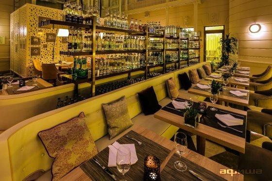Ресторан Вино & вода - фотография 10
