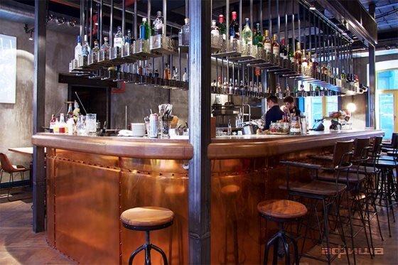 Ресторан Bad Boy Bar - фотография 8