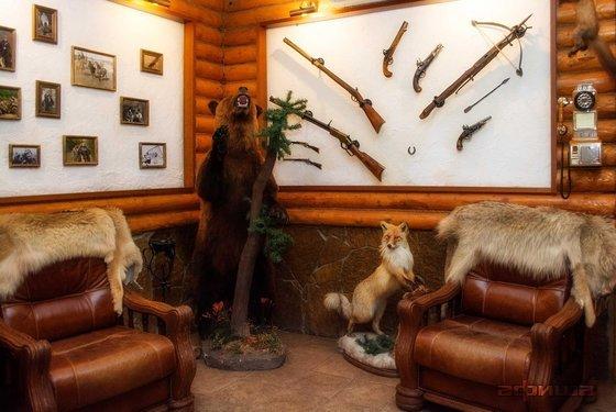 Ресторан Медвежья падь - фотография 1