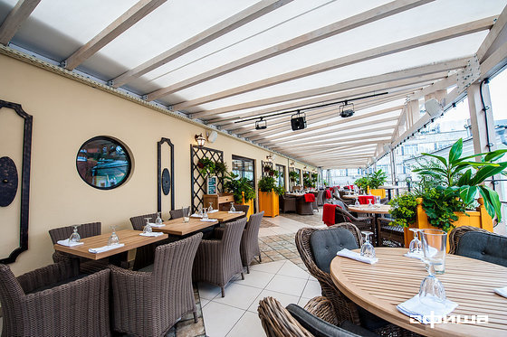 Ресторан Дубрава - фотография 17