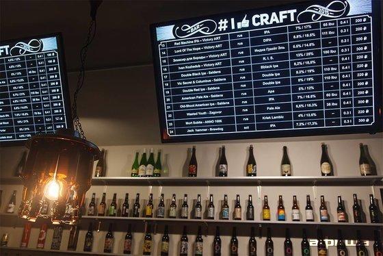 Ресторан I Like Craft Bar - фотография 6