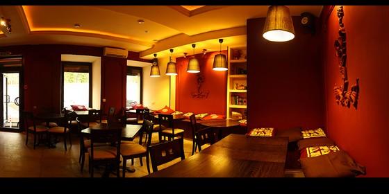 Ресторан 132 BPM - фотография 1 - основной зал