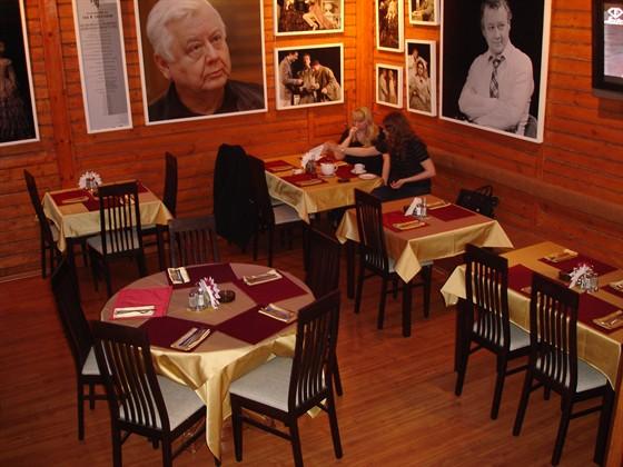 Ресторан Театральный подвал - фотография 1