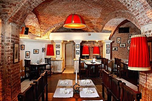 Ресторан Золотая рыбка - фотография 1