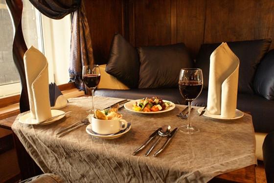 Ресторан Сибарит - фотография 1