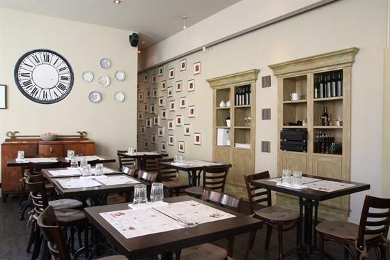 Ресторан Mozzarella - фотография 12