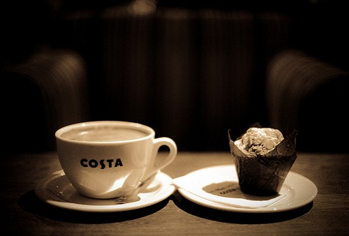 Ресторан Costa Coffee - фотография 11