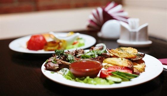 Ресторан Baran Bar - фотография 4
