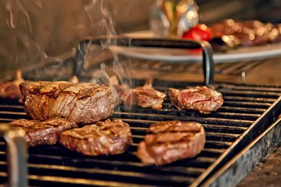 Ресторан Koonjoot - фотография 14 - Стейк-меню на открытом огне