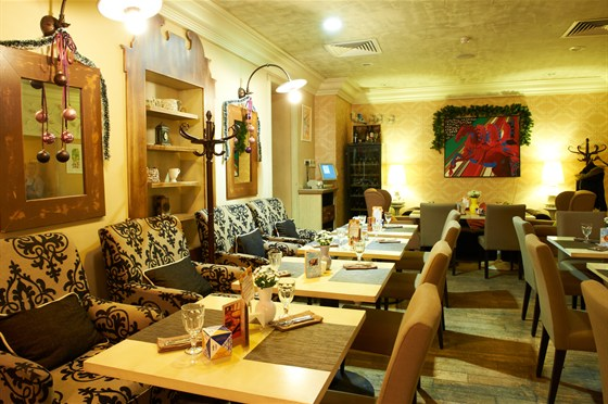 Ресторан Sweet Home - фотография 19