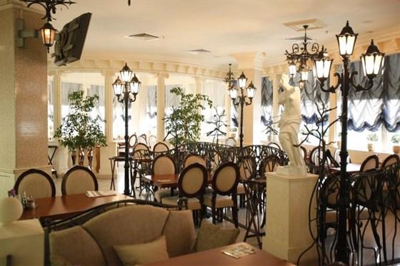 Ресторан Т-кафе - фотография 5