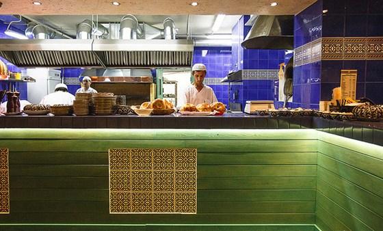 Ресторан Бахор - фотография 10