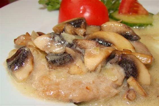 Ресторан Пронто - фотография 1 - Свинина порка вакка