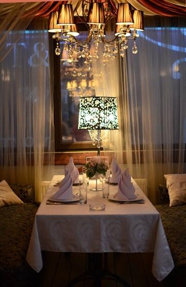 Ресторан Золотой бамбук - фотография 16