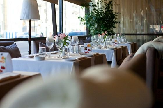 Ресторан Де Марко - фотография 18 - Летняя веранда