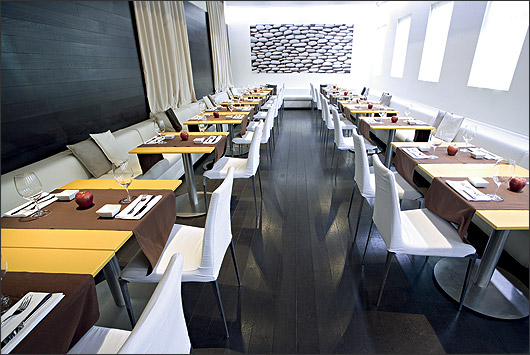 Ресторан Apple Bar - фотография 14