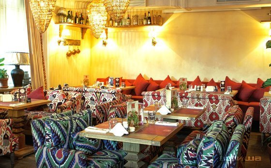 Ресторан Хочу харчо - фотография 11