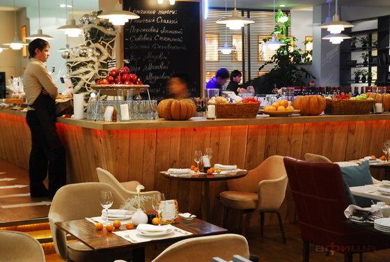 Ресторан White Café - фотография 22